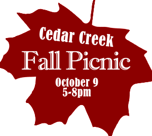 CCE Fall Picnic Image