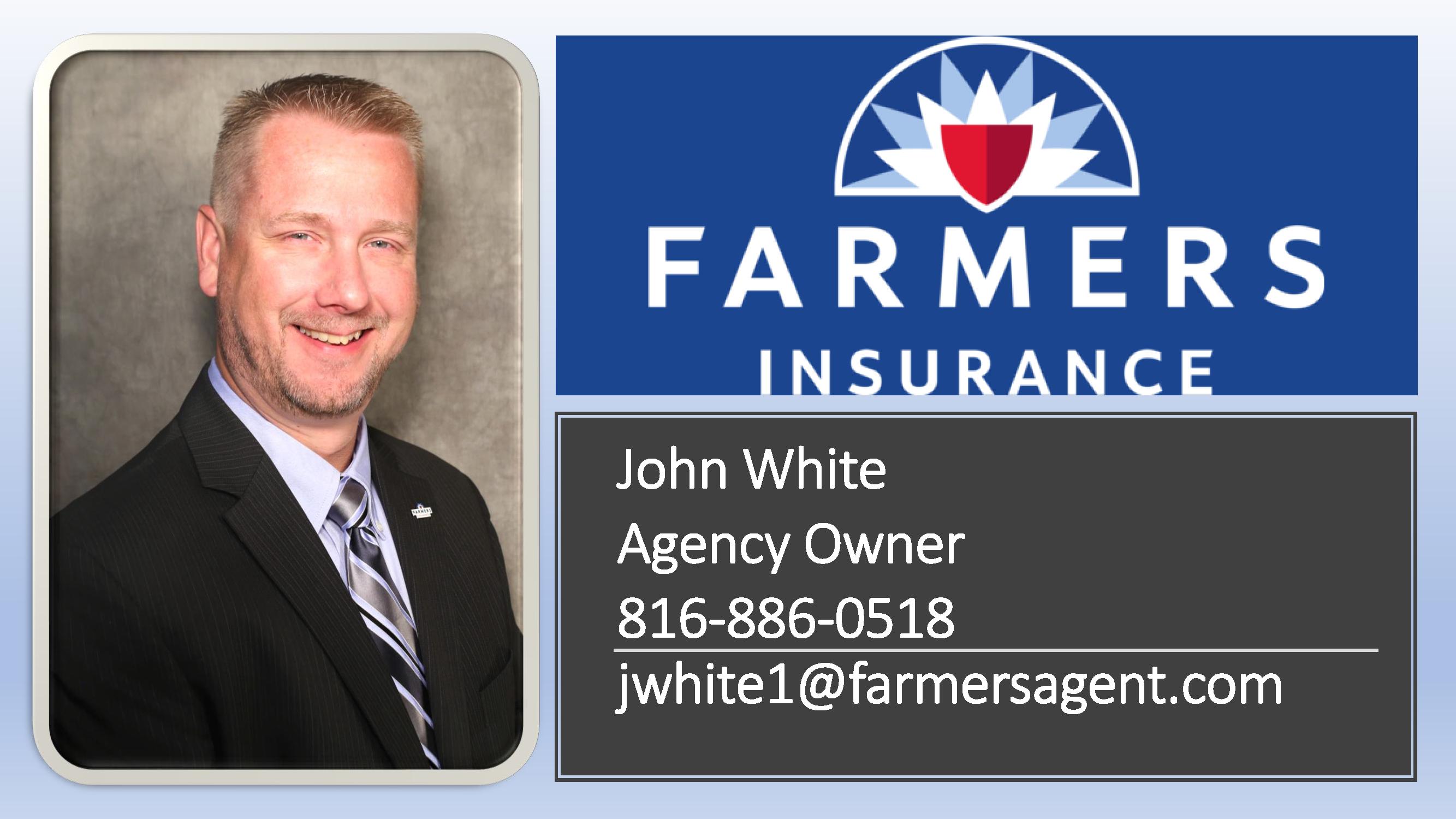 Farmers Insurance - John White